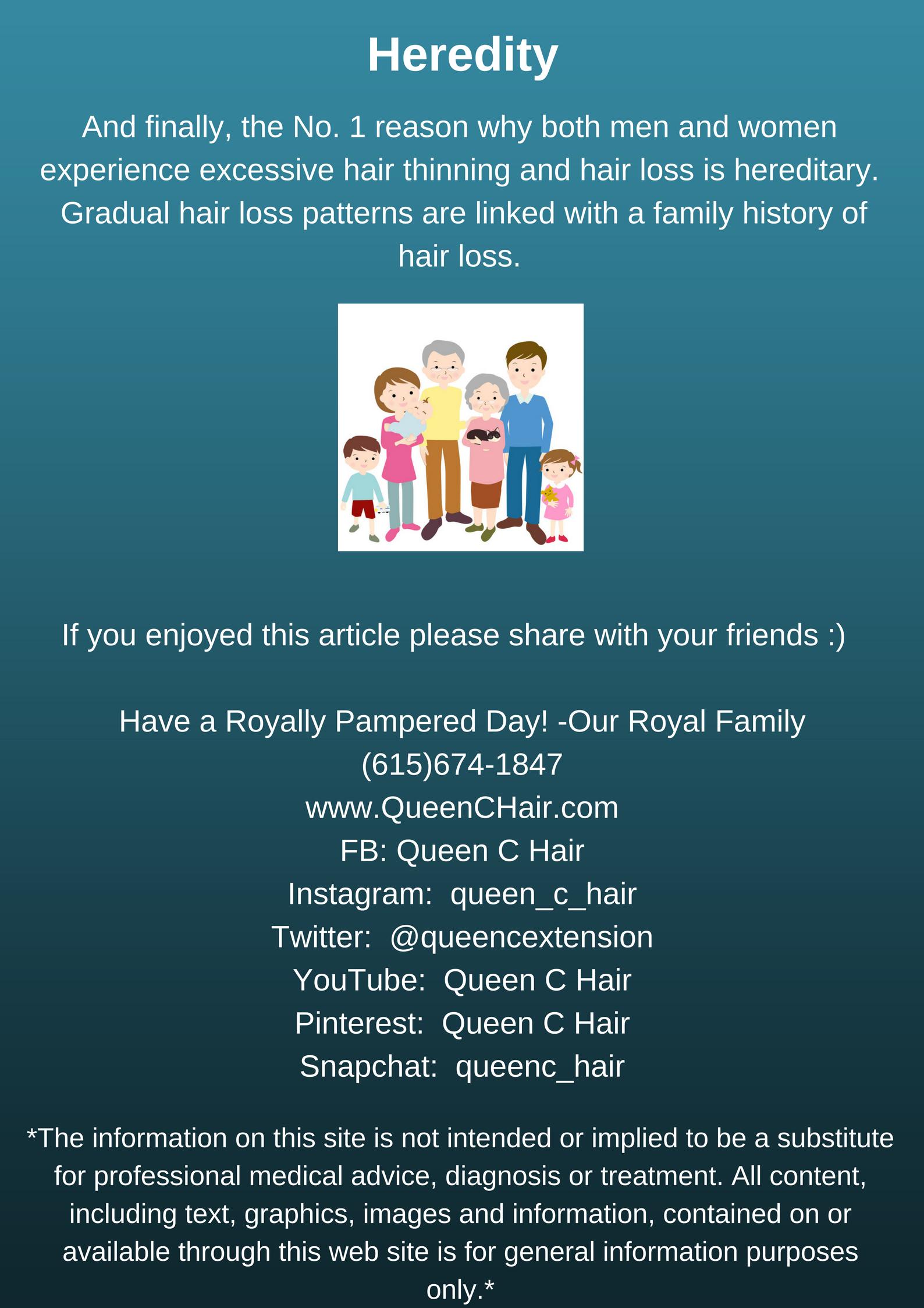 Reasons For Hair Loss-9